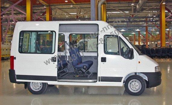 коммерческий транспорт фиат форд фольксваген мерседес